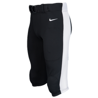 Nike Team Stock Mach Speed Pants - Men's - Black / White