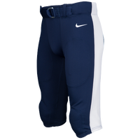 Nike Team Stock Mach Speed Pants - Men's - Navy / White