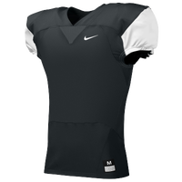 Nike Team Stock Mach Speed Jersey - Men's - Black / White