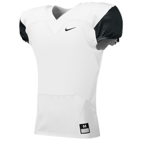 Nike Team Stock Mach Speed Jersey - Men's - White / Black