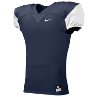 Nike Team Stock Mach Speed Jersey - Men's - Navy / White