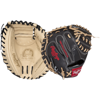 Rawlings Pro Preferred PROSCM43CB Catcher's Mitt - Tan / Black