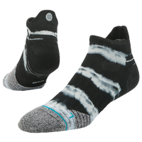 Stance Fusion Run Tab Socks - Men's - Black / Grey