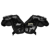 Douglas Eastbay Lights Out QBL Shoulder Pad - Men's - Black / Black