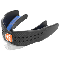 Shock Doctor Superfit All Sport Convertible Mouthguard - Youth - Black / White