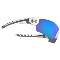 Under Armour Rival Sunglasses - White / Light Blue