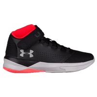 Under Armour Get B Zee - Boys' Grade School - Black / Red