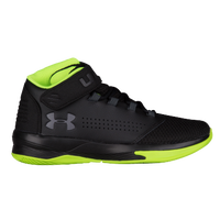 Under Armour Get B Zee - Boys' Grade School - Black / Light Green