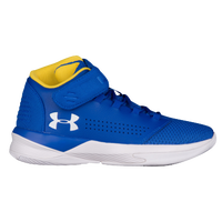 Under Armour Get B Zee - Boys' Grade School - Blue / White