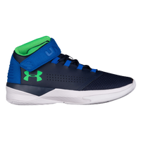 Under Armour Get B Zee - Boys' Grade School - Navy / Light Blue