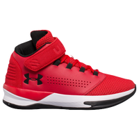 Under Armour Get B Zee - Boys' Preschool - Red / White