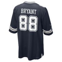 Nike NFL Game Day Jersey - Men's - Dallas Cowboys - Navy / White