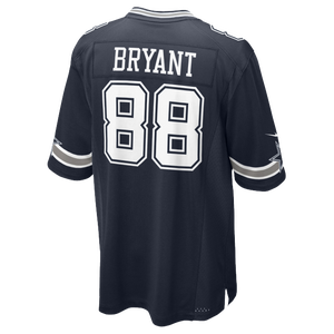 Nike NFL Game Day Jersey - Men's - Dez Bryant - Dallas Cowboys - Navy
