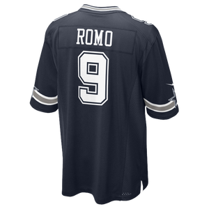 Nike NFL Game Day Jersey - Men's - Tony Romo - Dallas Cowboys - Navy