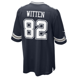 Nike NFL Game Day Jersey - Men's - Jason Witten - Dallas Cowboys - Navy