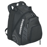 DeMarini VOODOO Rebirth Backpack - Black / Grey