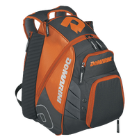 DeMarini VOODOO Rebirth Backpack - Grey / Orange