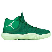 Jordan Super.Fly 2017 - Men's - Green / White