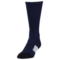 Under Armour Unrivaled Crew Socks - Navy / White