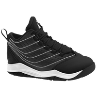 Jordan Velocity - Boys' Preschool - Black / White