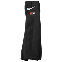 Nike Football Towel - Black / White
