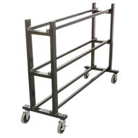Porter Team 3 Tier Ball Cart