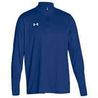 Under Armour Team Locker 1/4 Zip - Men's - Blue / Blue