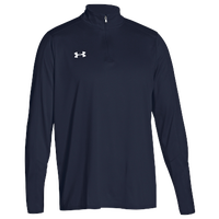 Under Armour Team Locker 1/4 Zip - Men's - Navy / Navy