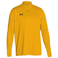 Under Armour Team Locker 1/4 Zip - Men's - Gold / Gold