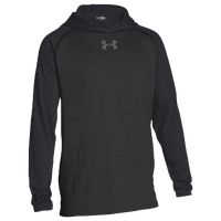 Under Armour Team Stadium Hoody - Men's - All Black / Black