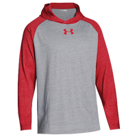 Under Armour Team Stadium Hoody - Men's - Red / Grey