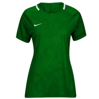 Nike Team Dry Challenge II Jersey - Women's - Dark Green / White