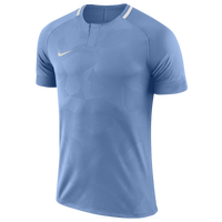 Nike Team Dry Challenge II Jersey - Men's - Light Blue / White