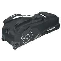 DeMarini Momentum Wheeled Bag - Black / White