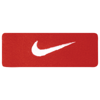 Nike Dri-FIT Bicep Bands - Men's - Red / White