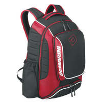 DeMarini Momentum Backpack - Red / Black