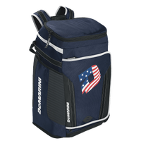 DeMarini Black Ops Baseball Backpack - Navy / White