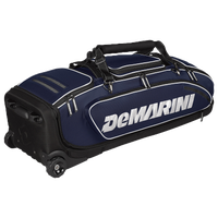 DeMarini Black OPS Wheeled Bag - Navy / Black