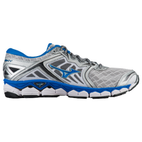 Mizuno Wave Sky - Men's - Silver / Blue