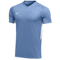 Nike Team Dry Tiempo Premier S/S Jersey - Men's - Light Blue / Light Blue