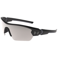 Under Armour Menace Sunglasses - Grade School - Black / Grey