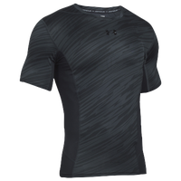 Under Armour HeatGear Supervent 2.0 T-Shirt - Men's - Black / Grey