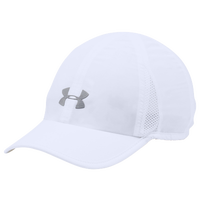 Under Armour Shadow Cap 2.0 - Women's - White / Silver