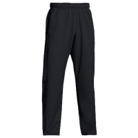 Under Armour Team Double Threat Fleece Pants - Men's - All Black / Black