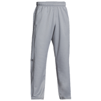 Under Armour Team Double Threat Fleece Pants - Men's - Grey / Grey