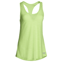 Under Armour Team Stadium Tank - Women's - Light Green / Light Green