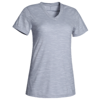 Under Armour Team Stadium Short Sleeve T-Shirt - Women's - Grey / Grey