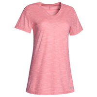 Under Armour Team Stadium Shortsleeve T-Shirt - Women's - Pink / Pink
