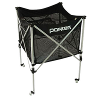 Porter Volleyball Ball Cart