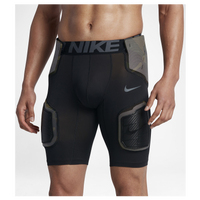 Nike Hyperstrong Hardplate Core Short Girdle - Men's - Black / Grey